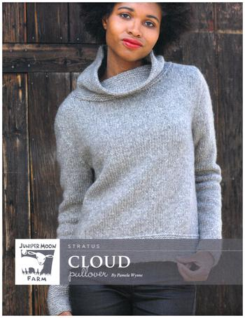 Knitting patterns Stratus Cloud Pullover