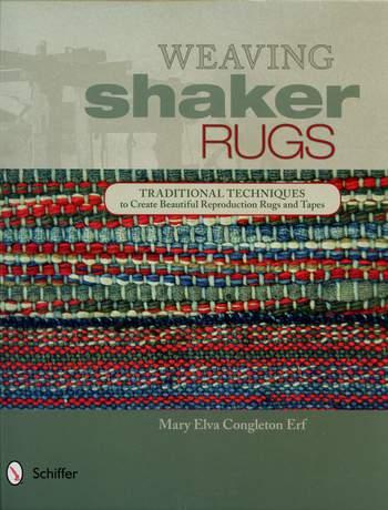 Weaving books Weaving Shaker Rugs