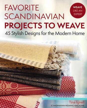 Weaving books Favorite Scandinavian Project to Weave