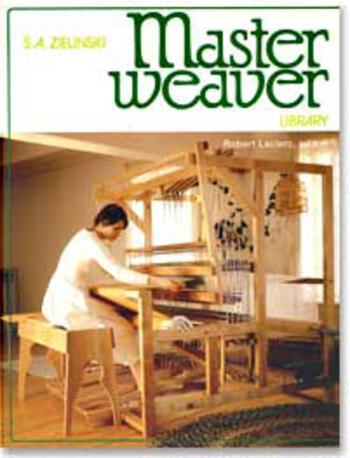 Weaving books The Master Weaver Library vol Number  21 and 22: A Weaver Ponders His Craft