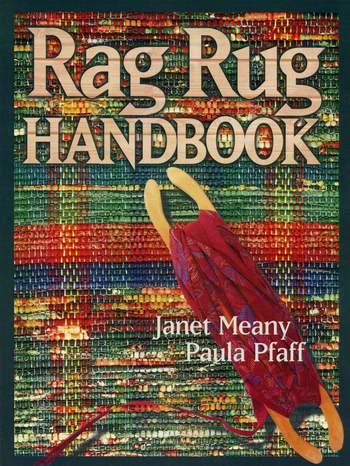 Weaving books Rag Rug Handbook - 2nd Edition