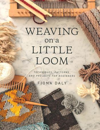 Weaving books Weaving on a Little Loom