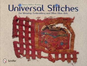 Weaving books Universal Stitches for Weaving, Embroidery and Other Fiber Arts