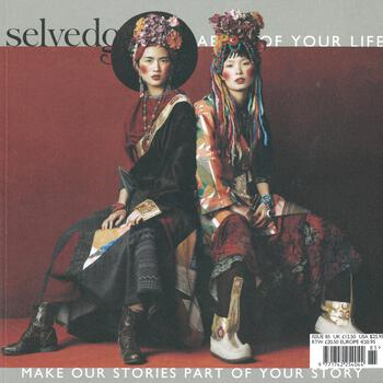 Multi-Craft magazines Selvedge - Issue 85, East: The Fabric of Your Life
