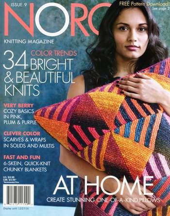 Multi-Craft magazines Noro Knitting Magazine Fall/Winter 2016 Issue 9