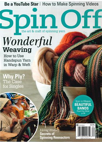 Spinning magazines Spin Off Spring 2018