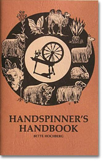 Spinning books Handspinner's Handbook