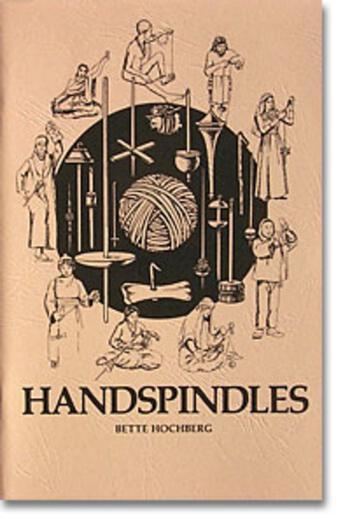 Spinning books Handspindles