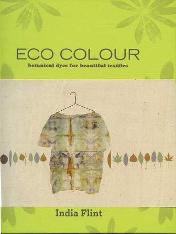 Dyeing books Eco Colour