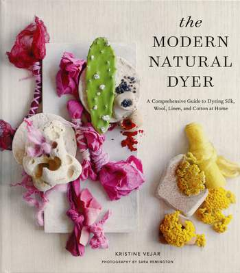 Dyeing books The Modern Natural Dyer