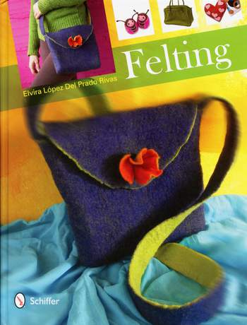 Felting books Felting