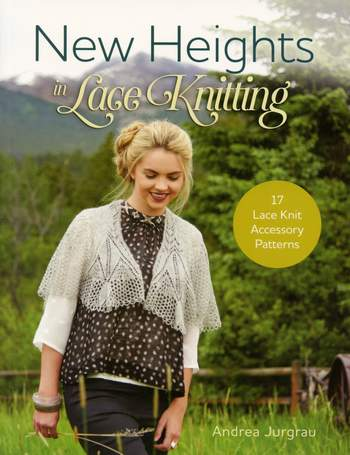 Knitting books New Heights in Lace Knitting