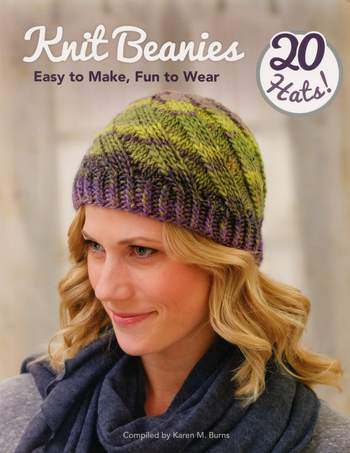 Knitting books Knit Beanies - Easy to Make, Fun to Wear