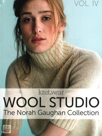 Knitting books Wool Studio Vol. 4: The Norah Gaughan Collection