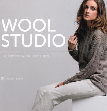 Knitting books Wool Studio The knit.wear Capsule Collection
