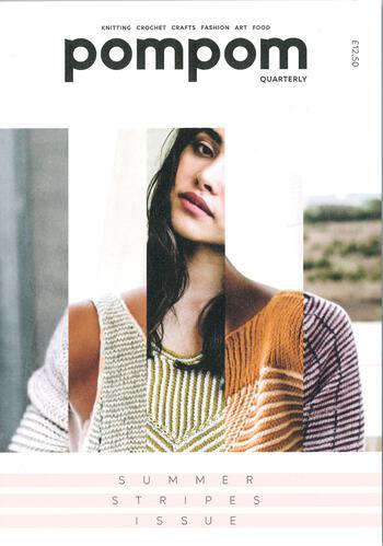 Knitting magazines pompom Quarterly Summer 2018