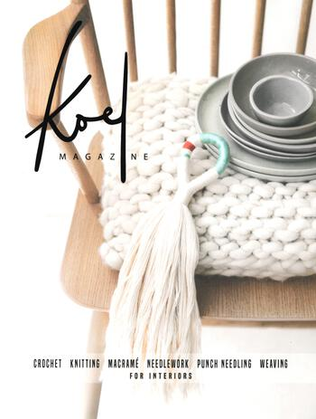 Multi-Craft magazines Koel Magazine