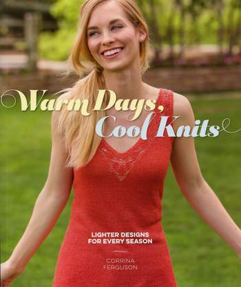 Knitting books Warm Days, Cool Knits