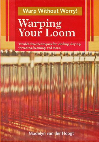 Weaving cd-dvd DVD - Warping Your Loom