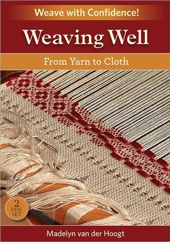 Weaving cd-dvd DVD Weaving Well