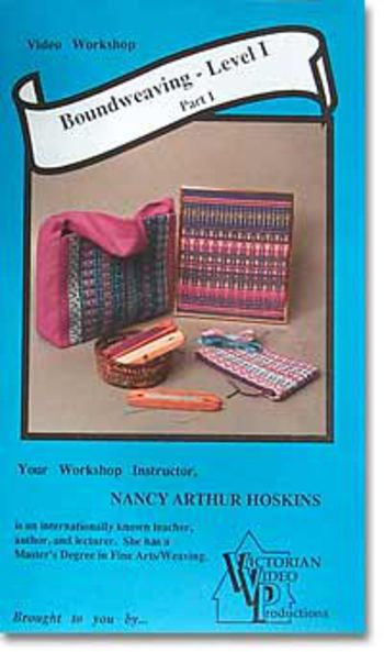 Weaving cd-dvd BOUNDWEAVE DVD 1 and 2