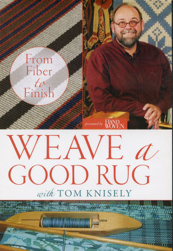 Weaving cd-dvd DVD - Weave a Good Rug