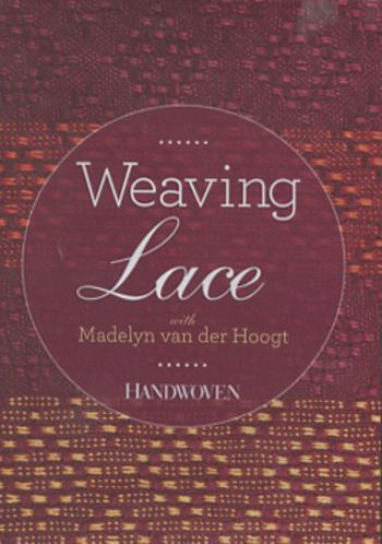 Weaving cd-dvd DVD - Weaving Lace