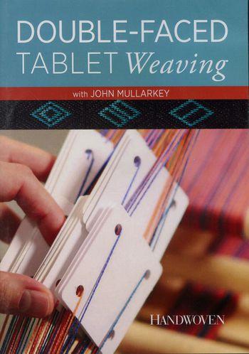 Weaving cd-dvd DVD - Double-Faced Tablet Weaving