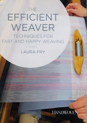 Weaving cd-dvd DVD The Efficient Weaver