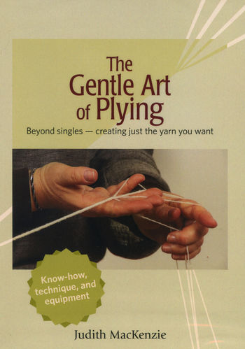 Spinning cd-dvd DVD The Gentle Art of Plying