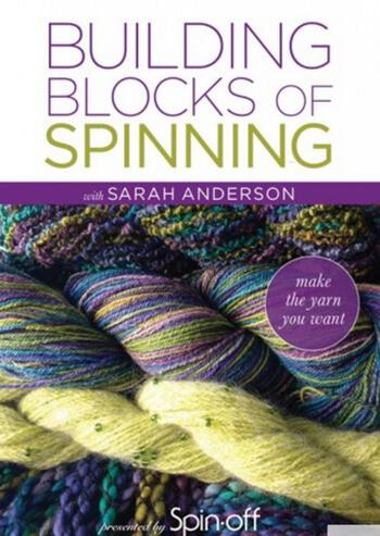 Spinning cd-dvd DVD Building Blocks of Spinning