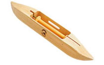 "Weaving equipment Leclerc 11"" Closed Bottom Boat Shuttle"