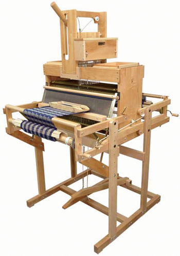 "Weaving equipment Leclerc Diana 24"" 16 shaft Computer Dobby Loom"