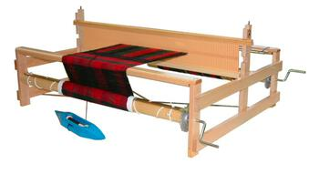"Weaving equipment Leclerc Bergere 24"" Rigid Heddle Loom (with Uprights for and two Heddles standard)"