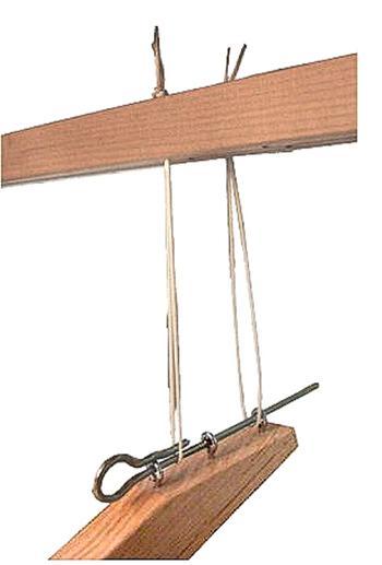 "Weaving equipment Leclerc Treadle Hooks 7"" (set of 6)"