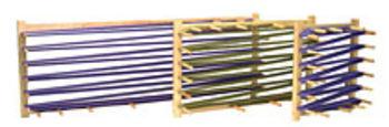 Weaving equipment Leclerc 13 yd Warping Board