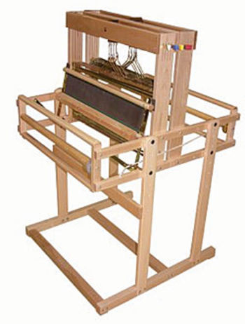 "Weaving equipment Leclerc Stand without Shelves for Voyageur or Dorothy 24"" (no Treadles)"