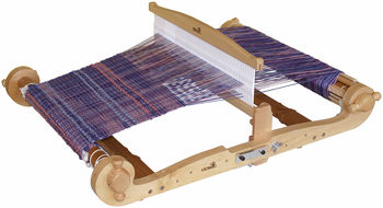 "Weaving equipment Kromski 32"" Harp Forte Rigid Heddle Loom"