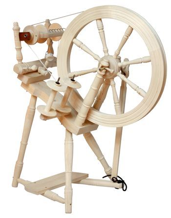 Spinning equipment Kromski Prelude Spinning Wheel, Unfinished