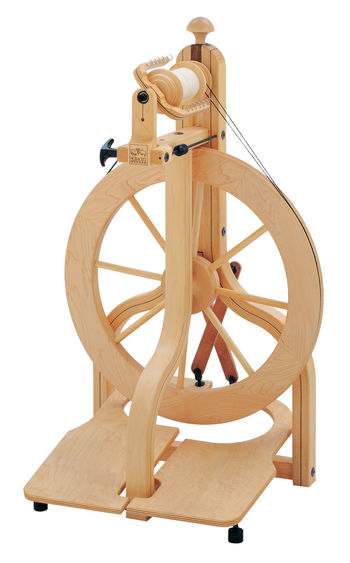 Spinning equipment Schacht Matchless Spinning Wheel Double Treadle