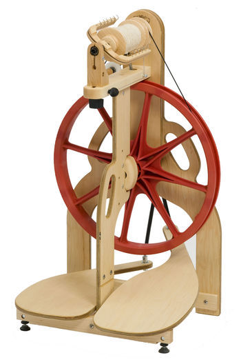 Spinning equipment Schacht Ladybug Spinning Wheel