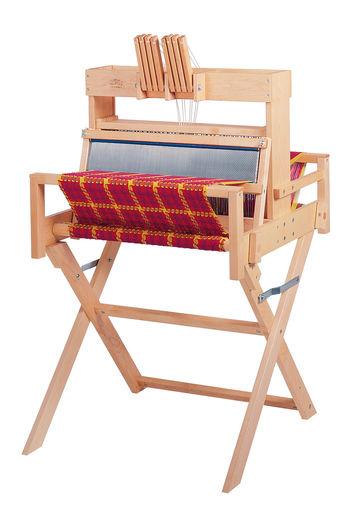 """Weaving equipment Schacht 25"""" Table Loom Floor Stand"""