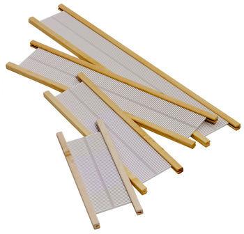 "Weaving equipment Schacht 15"" Flip or Cricket Loom  -  Rigid Heddle Reed 12 dent"
