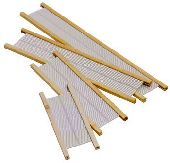 "Weaving equipment Schacht 30"" Flip Loom – Rigid Heddle Reed 12 dent"