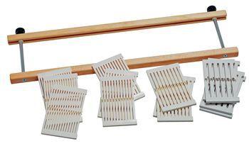 "Weaving equipment Schacht 20"" Flip Loom – Rigid Heddle Reed Variable dent"