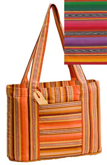 "Weaving equipment Cricket Bag 10"" - Bright"