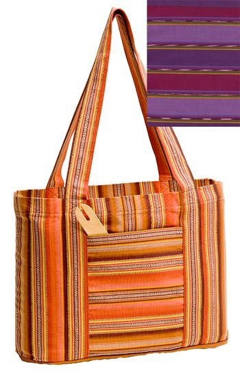 "Weaving equipment Cricket Bag 10"" - Very Berry"