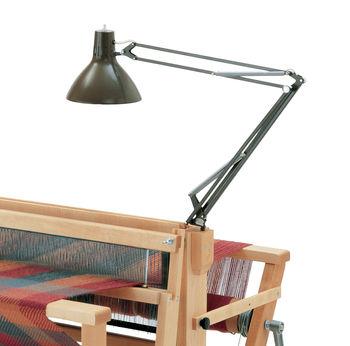 Weaving equipment Schacht Lamp Holder, Cherry