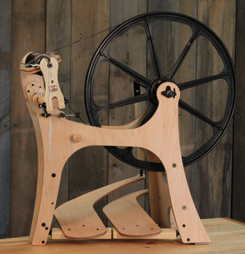 Spinning equipment Schacht - Flatiron Spinning Wheel Double-Treadle