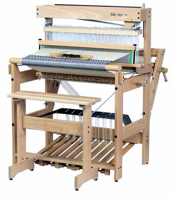 "Weaving equipment Louet David 28"" 8-Shaft Floor Loom"